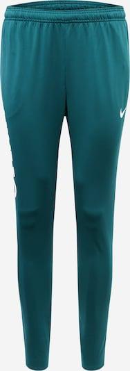 Sportinės kelnės 'F.C. Essential' iš NIKE , spalva - benzino spalva / balta, Prekių apžvalga