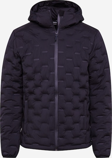 ICEPEAK Outdoorjas 'Damascus' in de kleur Zwart, Productweergave