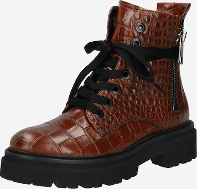 Kennel & Schmenger Lace-up bootie 'Bobby' in cognac, Item view