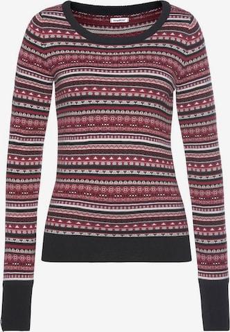 KangaROOS Pullover in Rot