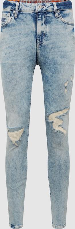 Superdry Jeans 'TRAVIS' in blau  Bequem und günstig