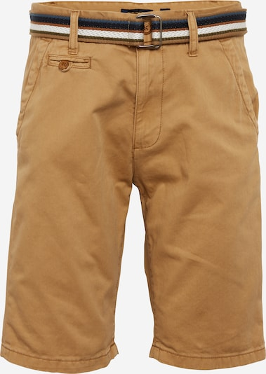 INDICODE JEANS Chino-Shorts 'Royce' in cognac, Produktansicht