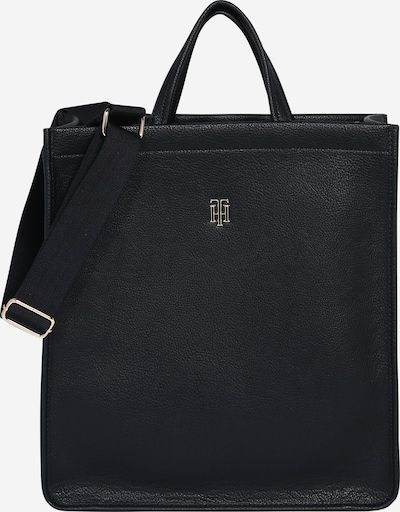 TOMMY HILFIGER Shopper 'TH BINDING NS TOTE' in blau, Produktansicht