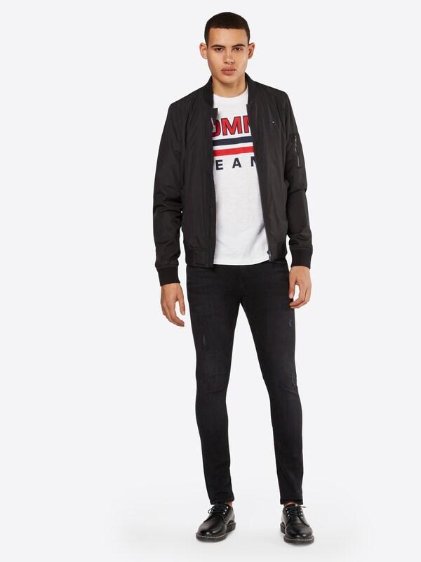 Tommy Jeans T-Shirt 'TJM STRIPE'