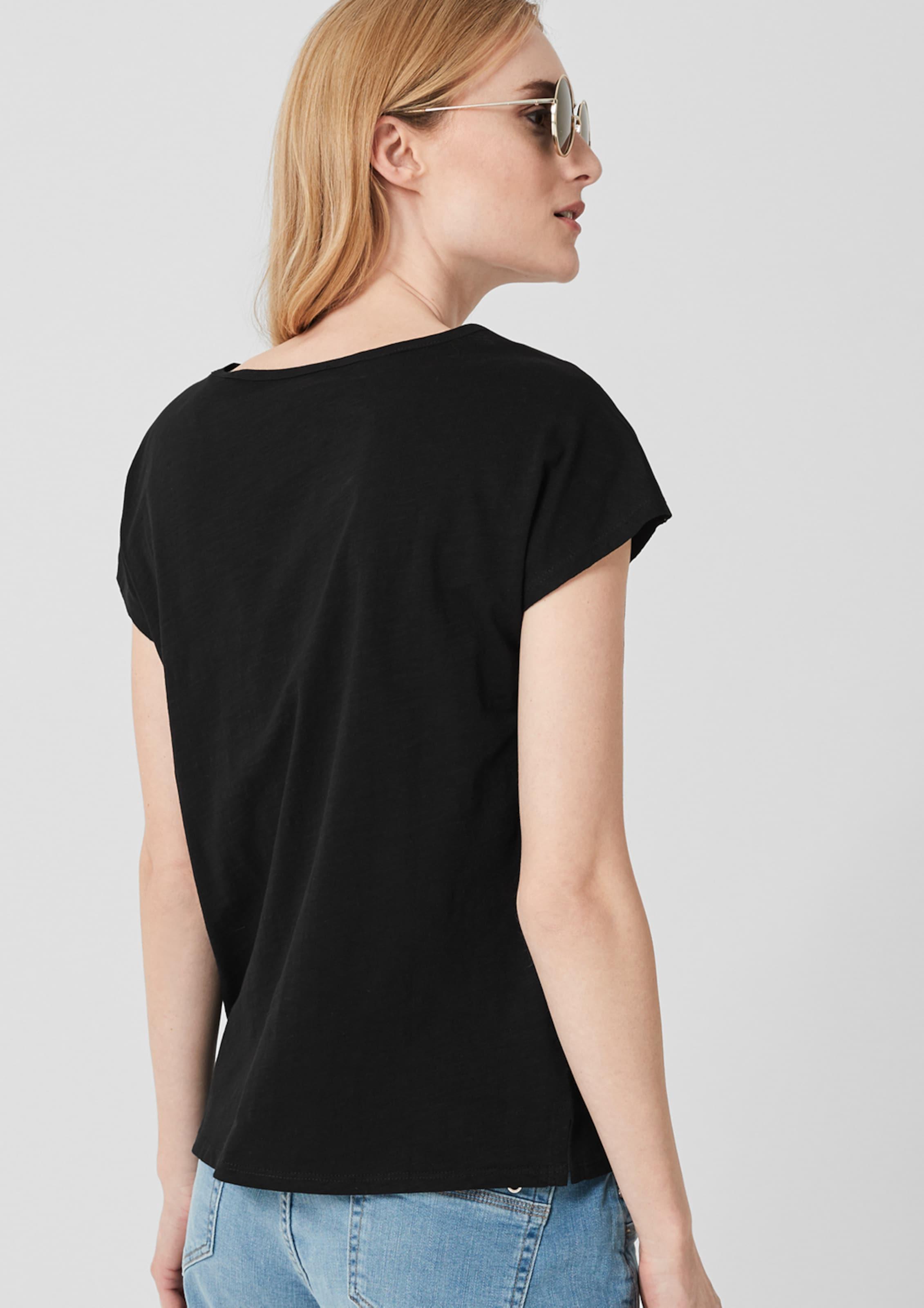 Red In Schwarz Label oliver shirt T S k0P8nOw