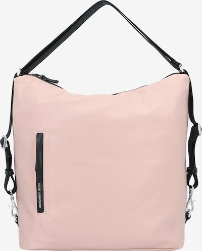 MANDARINA DUCK Handtas 'Hunter' in de kleur Rosa / Zwart, Productweergave