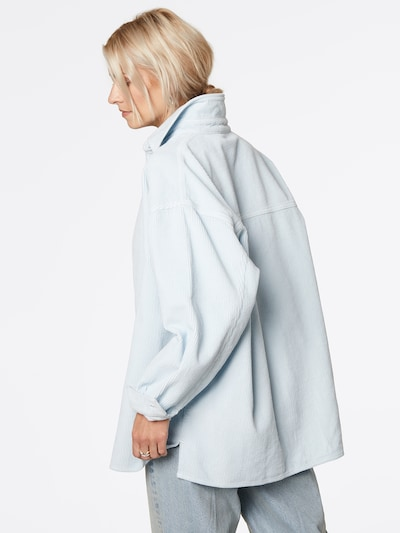 LeGer by Lena Gercke Tussenjas 'Talea' in de kleur Lichtblauw: Achteraanzicht