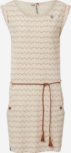 Ragwear Kleid in creme / mischfarben, Produktansicht