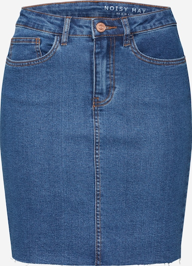 Noisy may Jeansrock  'NMBE CALLIE' in blue denim, Produktansicht