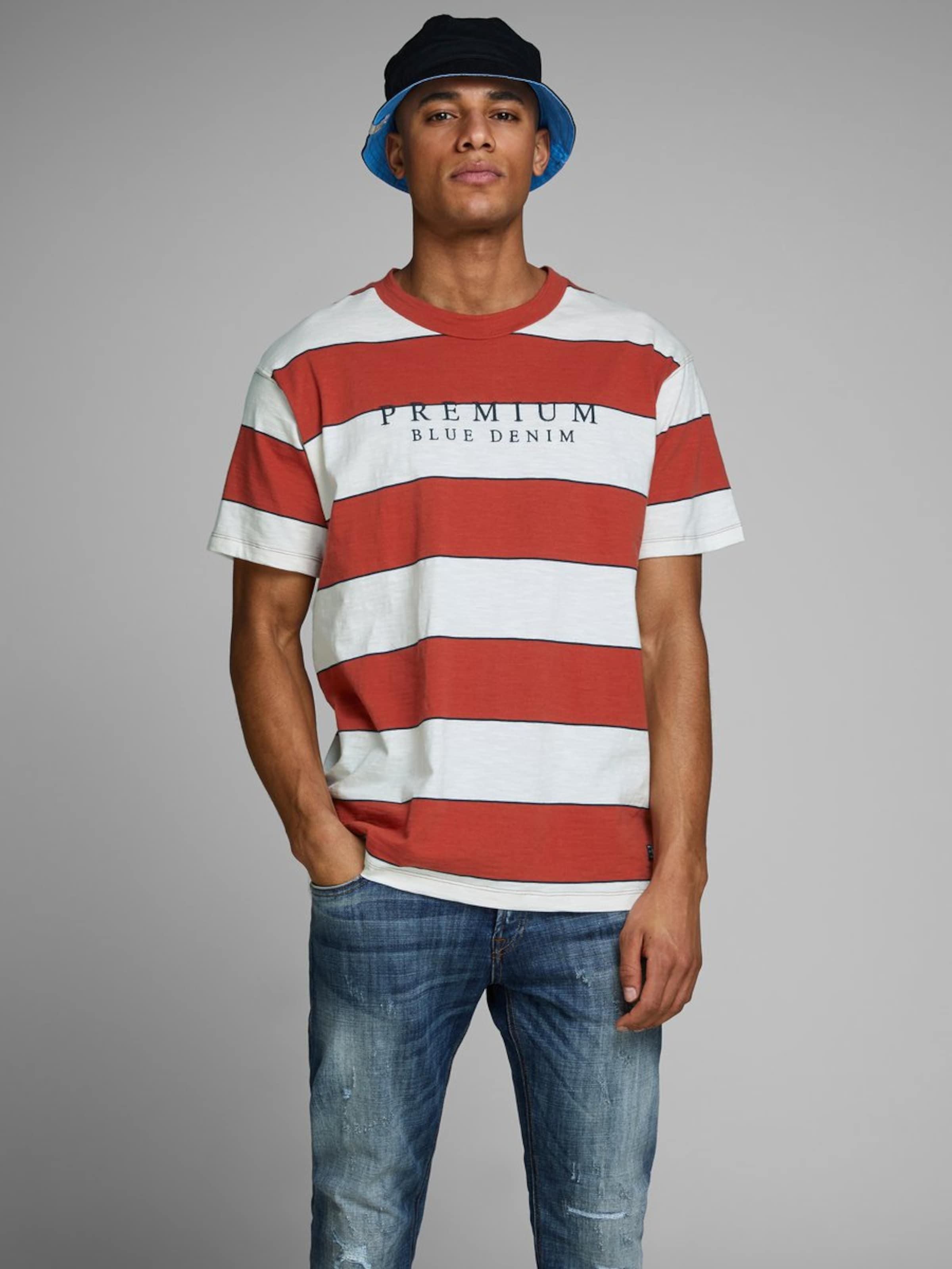 En Jones RougeNoir Jackamp; Blanc T shirt CxBWdoer