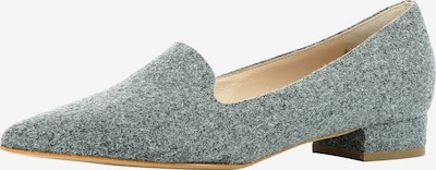 EVITA Chaussons en gris, Vue avec produit