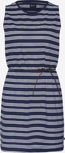 Forvert Kleid 'Kalida' in blau / weiß, Produktansicht