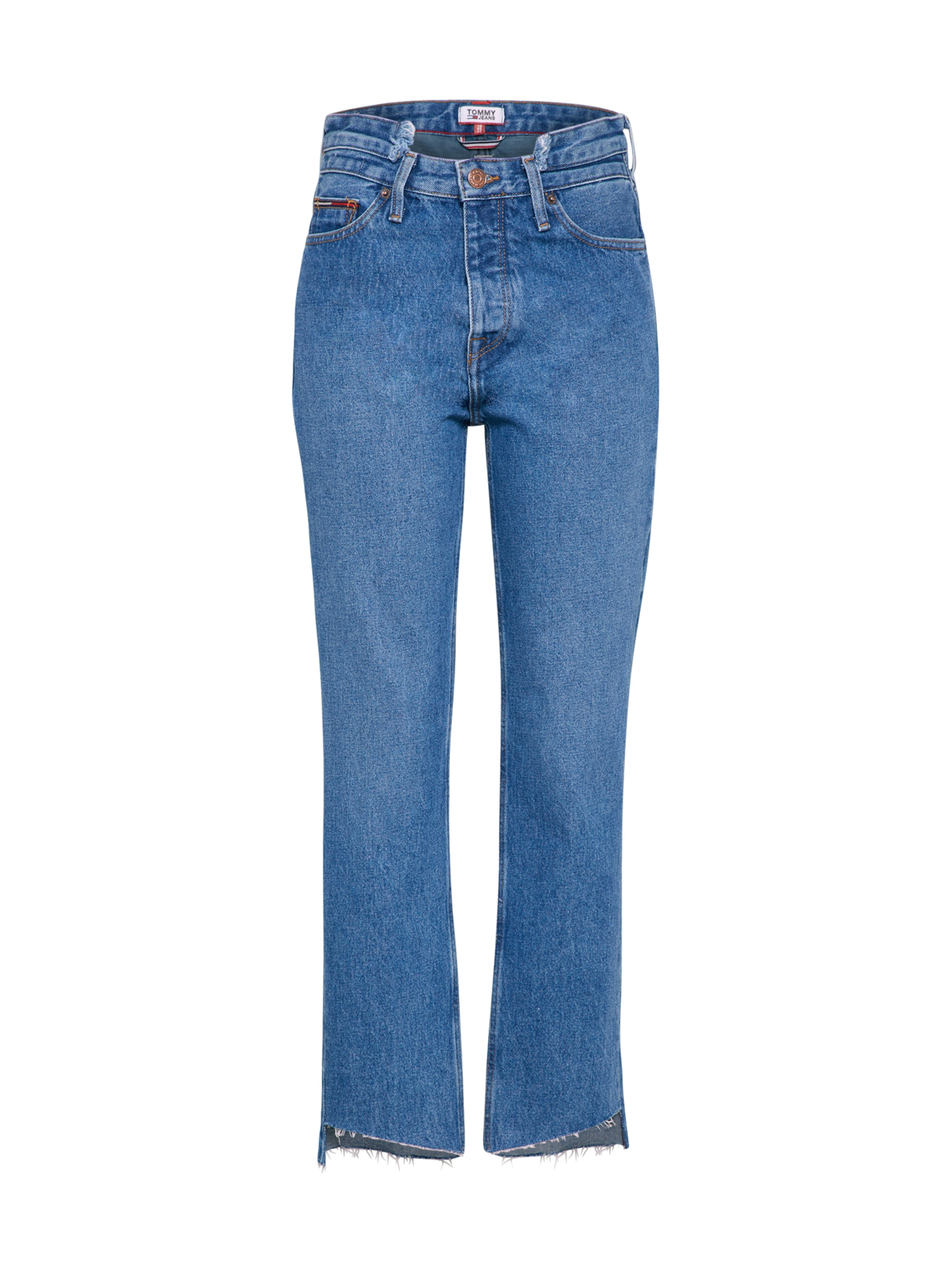 Tommy Denim Izzy' Slim Jeans Slimfit Blue 'high Rise In ZPukXi