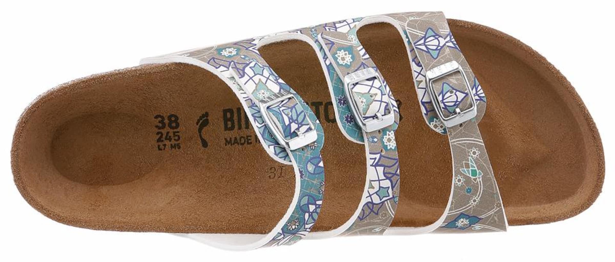 Der Günstigste Günstige Preis Freies Verschiffen Größte Lieferant BIRKENSTOCK Pantolette 'FLORIDA' Verkaufen Kaufen Footlocker Zum Verkauf Offizielle Seite Günstig Online lkcV5B