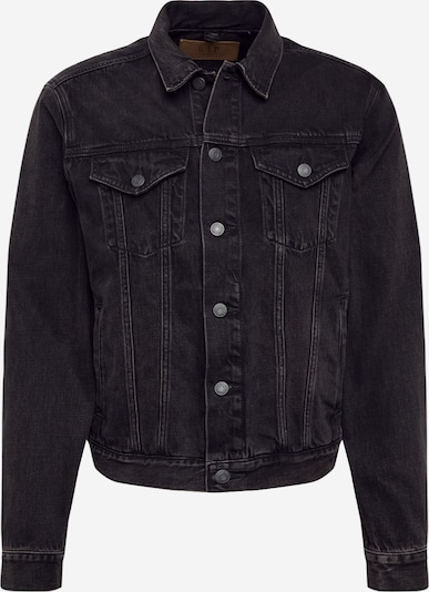 GAP Tussenjas in de kleur Black denim, Productweergave