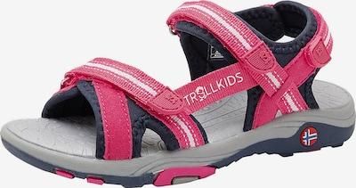 TROLLKIDS Sandale in nachtblau / pink, Produktansicht