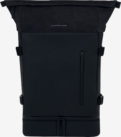 Kapten & Son Backpack 'Helsinki' in black, Item view