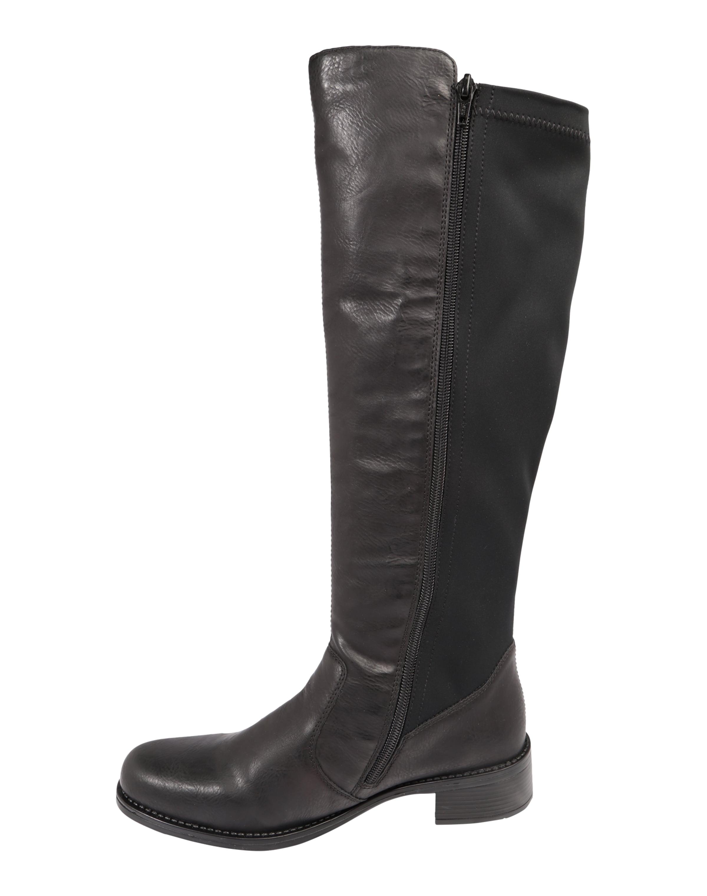 RIEKER Stiefel mit Vario-Schaft Manchester Großer Verkauf Billig Einkaufen 5OuvwG3