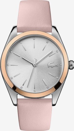 LACOSTE Uhr in hellbeige / gold / altrosa / silber, Produktansicht