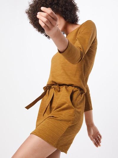 sessun Kleid 'NU NISHI 19' in senf, Modelansicht