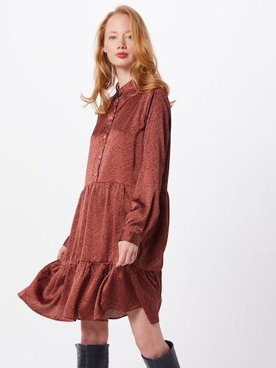 SISTERS POINT Kleid 'VE-DR' in rot / schwarz, Modelansicht