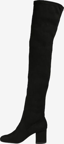 STEVE MADDEN Over the Knee Boots 'ISAAC' in Black