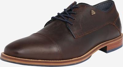 BULLBOXER Cipele na vezanje u tamno smeđa, Pregled proizvoda