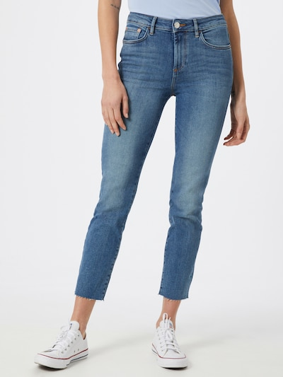 TOM TAILOR Jeans 'Kate' in blue denim, Modelansicht