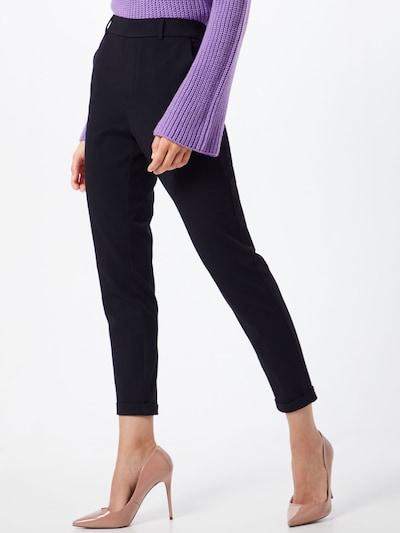 VERO MODA Chino 'MAYA' in de kleur Zwart, Modelweergave