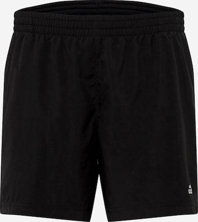 ADIDAS PERFORMANCE Pantalon de sport 'RUN IT' en noir, Vue avec produit