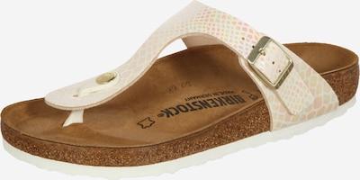 BIRKENSTOCK Sandals 'Gizeh' in Pink, Item view