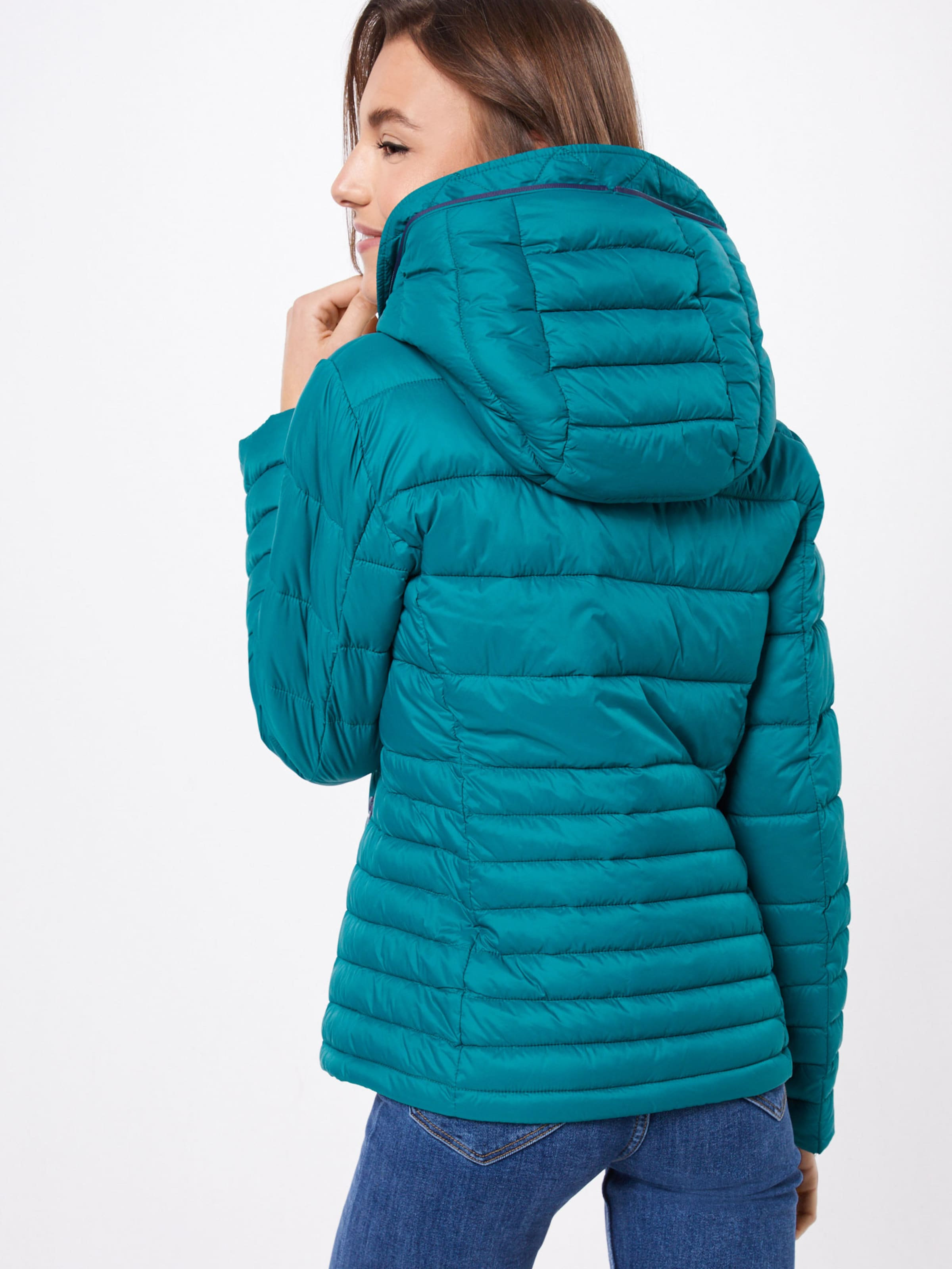 Esprit Jacke In Smaragd '3m Edc By Thinsulate' SpqUzMVG