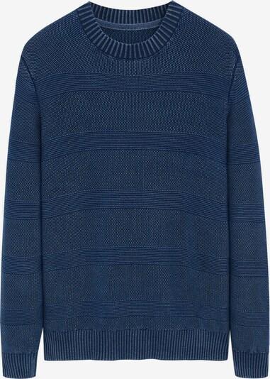 MANGO MAN Pullover in blau, Produktansicht