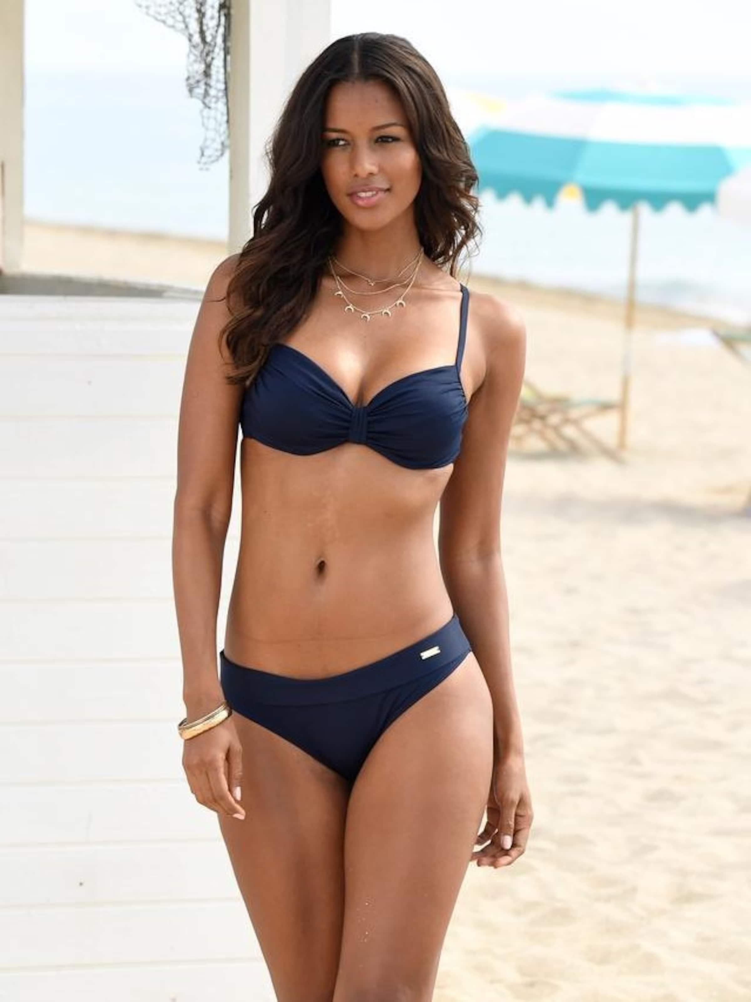 Lascana Bikini Oberteil Simple