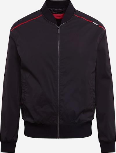 HUGO Prehodna jakna 'Bruce2031' | črna barva, Prikaz izdelka