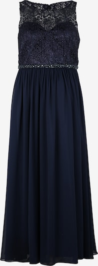 My Mascara Curves Kleid 'LACE TOP' in navy, Produktansicht