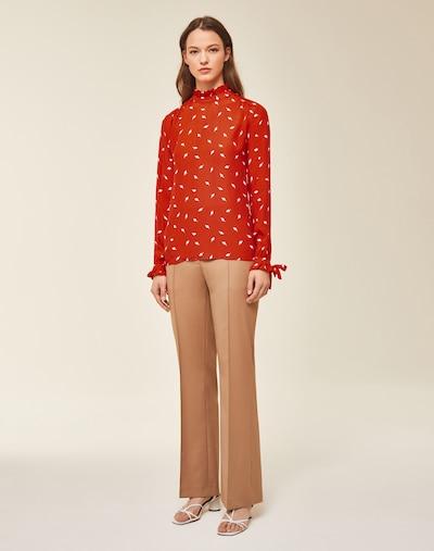 IVY & OAK Bluse in mischfarben, Modelansicht