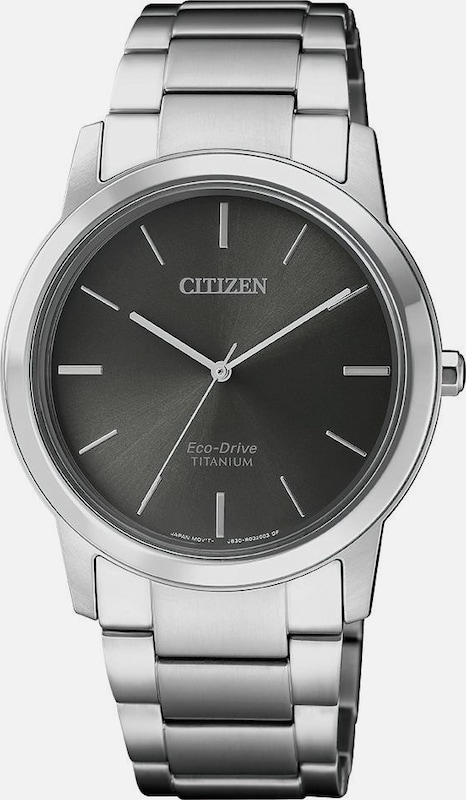 CITIZEN Citizen Solaruhr 'Super Titanium, FE7020-85H'