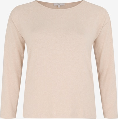 ABOUT YOU Curvy Pullover 'Frederike' in creme, Produktansicht