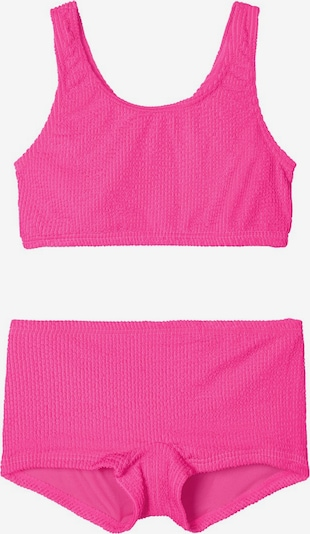 NAME IT Bikini in pink, Produktansicht
