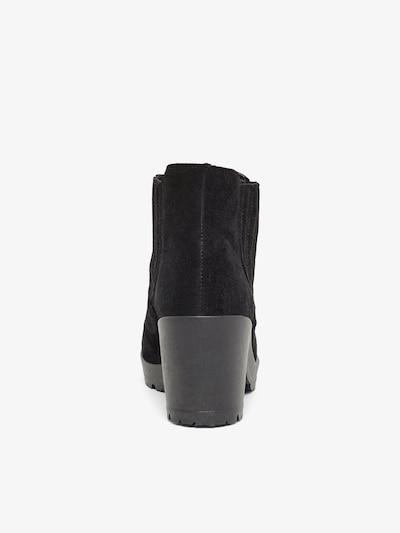 Bianco Stiefelette 'Corvina' in schwarz, Produktansicht