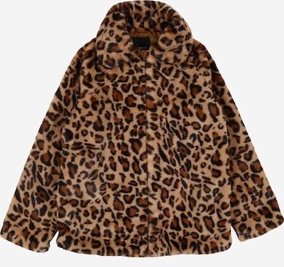NAME IT Prehodna jakna 'MAMY' | bež / rjava / kostanj rjava barva, Prikaz izdelka