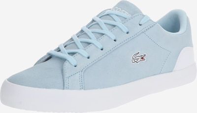 LACOSTE Sneaker 'LEROND 120 2 CFA' in hellblau / weiß, Produktansicht