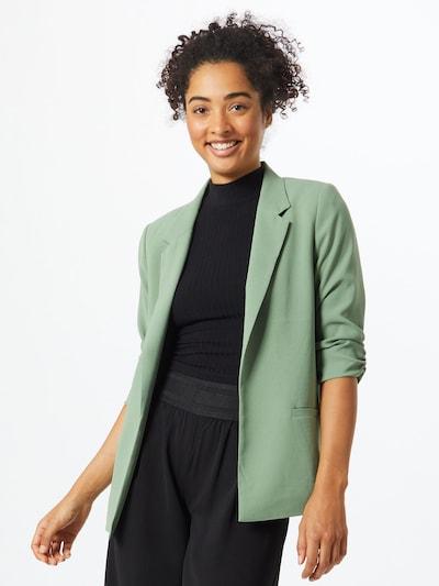 SOAKED IN LUXURY Blejzer 'Shirley' u zelena, Prikaz modela