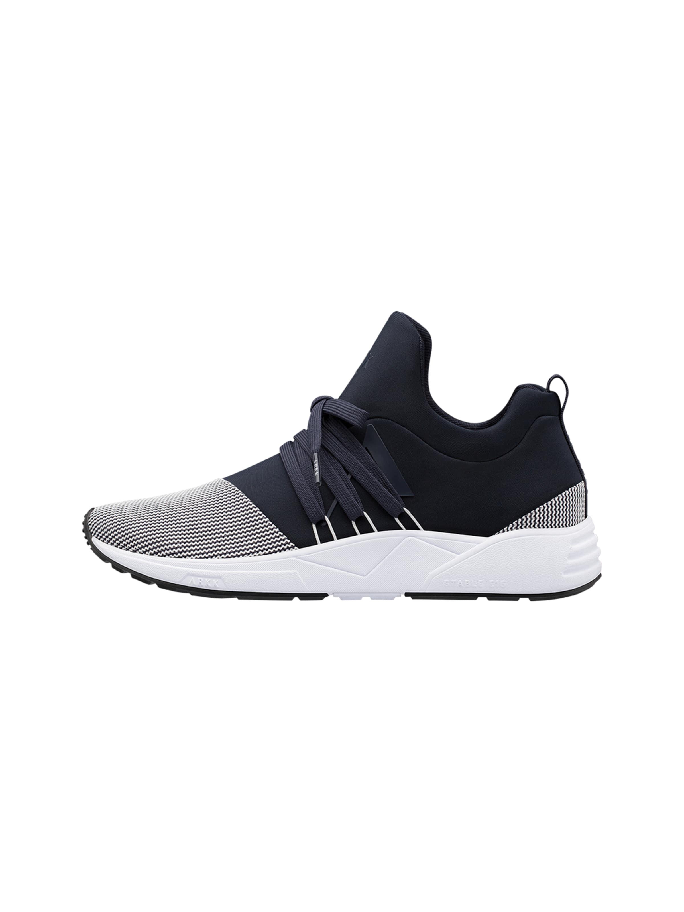 Copenhagen Arkk 'raven' NachtblauWeiß Sneaker In v0mnN8w