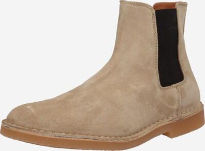 SELECTED HOMME Chelsea Boots 'ROYCE' en noisette, Vue avec produit