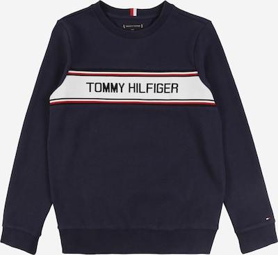 Bluză de molton TOMMY HILFIGER pe navy, Vizualizare produs