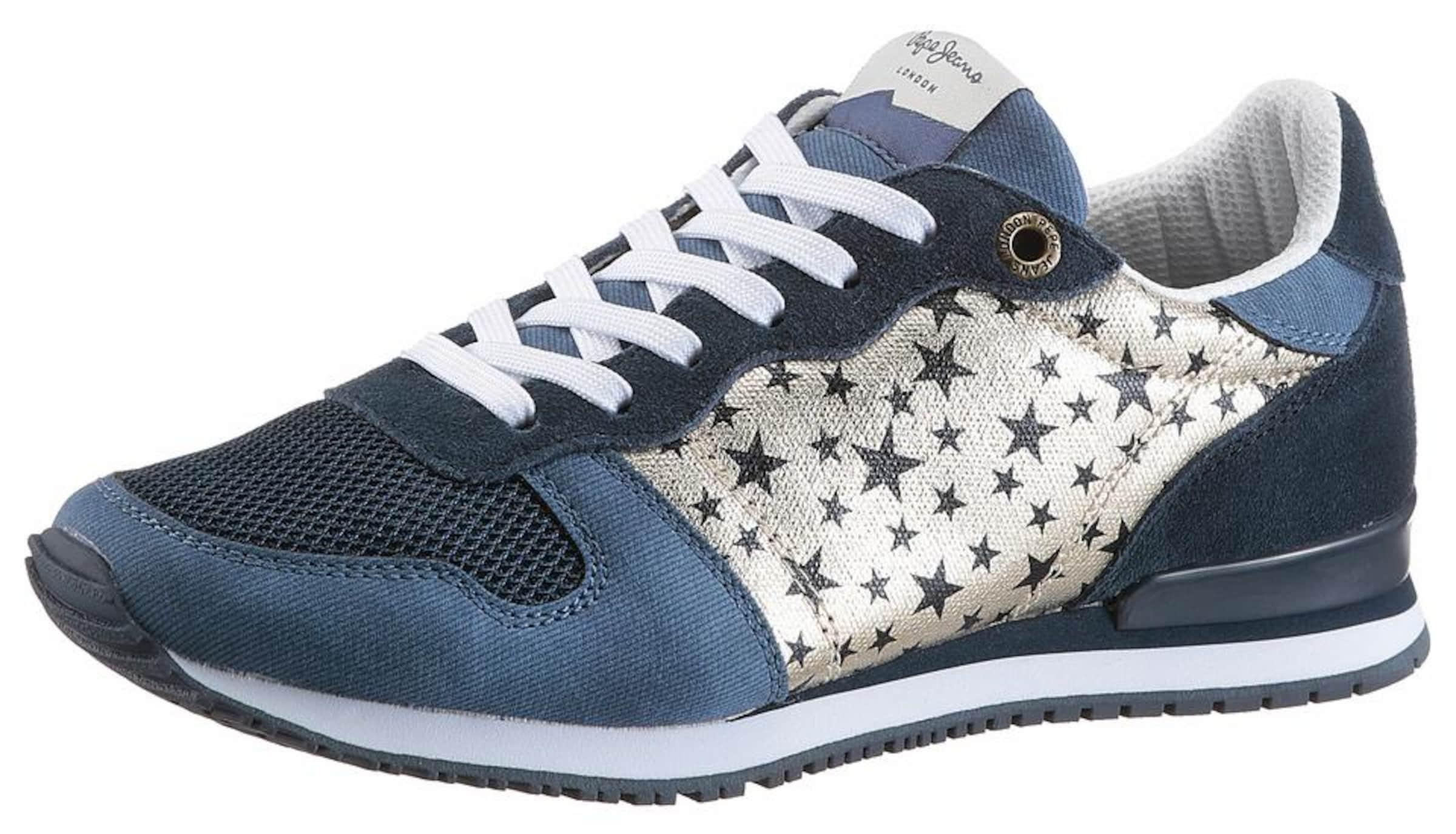Angebot Pepe Jeans Pepe Jeans Sneaker »Gable Galatic« Erschwinglich Billige Visum Zahlung 2018 Unisex Günstig Kaufen Sast CIT6I
