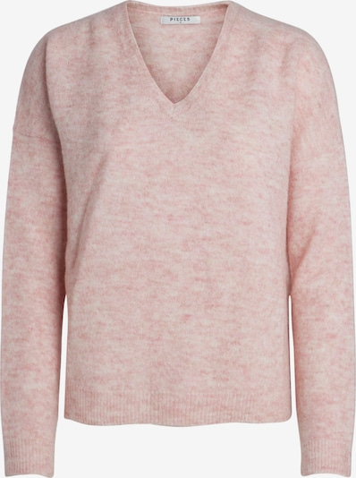 PIECES Pullover in rosé, Produktansicht