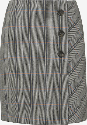 TOM TAILOR Röcke in graumeliert / apricot, Produktansicht